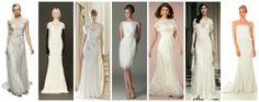 1920s inspired gowns are one of the hottest trends in wedding fashion.  Check out how to wear this style on your big day.