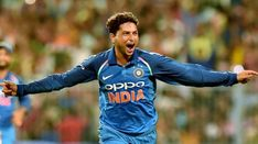 """Chinaman bowler Kuldeep Yadav will have """"added pressure"""" in the upcoming Indian Premier League despite his recent impressive showing for India, feels his Kolkata Knight Riders teammate Piyush Chawla.Kuldeep is in his fourth season with the KKR but. Cricket Score, Live Cricket, Cricket Match, Shane Warne, Cricket Update, India Win, Match One, Latest Cricket News, Sports News Update"""
