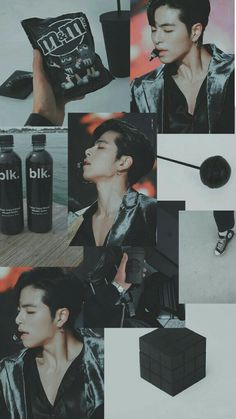 Koo Jun Hoe, Kim Jinhwan, Aesthetic Lockscreens, Ikon Wallpaper, Bigbang G Dragon, Future Husband, Aesthetic Wallpapers, Boy Bands, Backgrounds