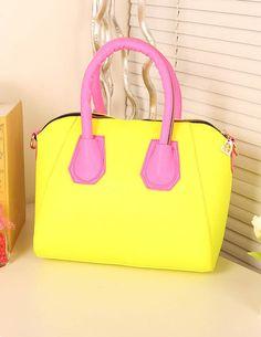 $10.52 2013 New Luxuries 4 Colors Zipper Shoulder Bag