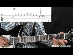 Blues Guitar Triplet Lick Lesson - YouTube