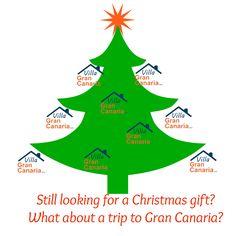 Still looking for a christmas gift?, what about a trip to Gran Canaria?  Noch auf der Suche nach einem Weihnachtsgeschenk?, Was über eine Reise nach Gran Canaria?