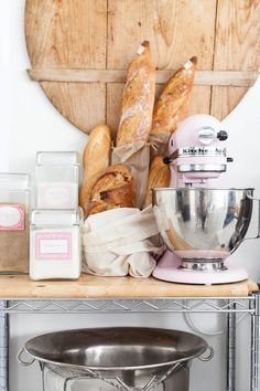 The best things in life.. Are all about FOOD! KitchenAidm, Rustic Baguette, Sugar, Kitchens, Baking
