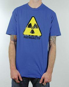 T-shirt Homme GOELAND /  Patroactif