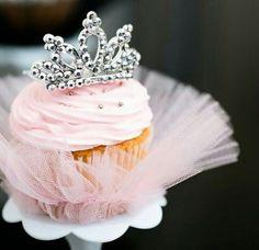Cup cake bailarina
