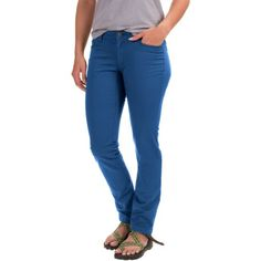 Black Diamond Equipment Stretch Font Pants (For Women) in Denim