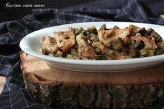 Gli straccetti di vitello con zucchine e melanzane sono un secondo piatto dal gusto delicato, una ricetta semplice che risolve la cena!