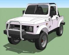 Suzuki propshaft spacer - fabricator Off Road Bumpers, Winch Bumpers, Google Sketch, Diy Welding, Diy Camper, Fender Flares, Plate Design, Jeep, Monster Trucks