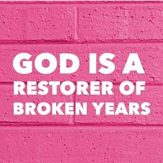Aloha kakahiakmendimg a ( good morning ) my friends in christ����嶧����嶧������. God is a Restorer of All Things, it's we the one that must Have Faith, Trust and believe in our Lord and Savior Jesus Christ, have a blessed beautiful day with Jesus, remember He Loves you and he'll Never Forsake You!!! Aloha