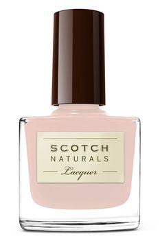 Scotch Naturals Lacquer in Neat, $15; scotchnaturals.com
