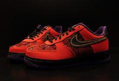 Nike Air Force One special pentru aniversarea Anului Șarpelui