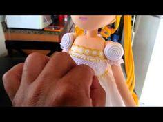Fofucha sailor moon , princess serenity - YouTube