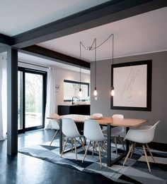 decoration-salon-style-graphique-chic-noir-blanc