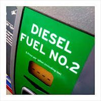 How to remove Diesel Fuel stains