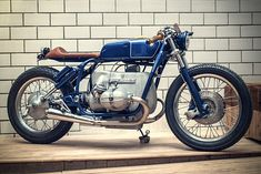 1979 BMW R 100/7 – Kingston Customs  |  Pipeburn.com