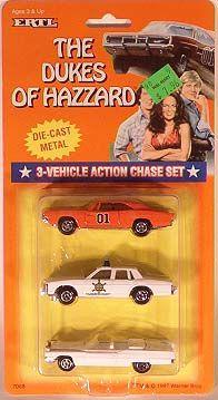 Dukes of Hazzard Hot Wheels
