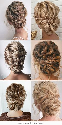 13 Super Charming Wedding Hairstyles for 2020 #wedding #weddinghairstyle #bridalhairstyle #bridalhair #weddingupdo Quick Hairstyles, Fringe Hairstyles, Hairstyles For School, Everyday Hairstyles, Straight Hairstyles, Spring Wedding Decorations, Summer Wedding Colors, Wedding Updo, Wedding Hairstyles