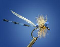 "Amphibious Damsel Fly - by Clark ""Cheech"" Pierce"
