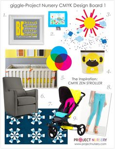 Have you entered? Show us your CMYK Style on Pinterest to win a $1000 giggle gift card and CMYK Zen stroller!