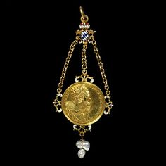 1620: Pendant made in Munich, Germany
