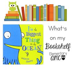 I'm The Biggest Thing in the Ocean - measurement mentor text
