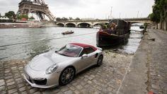 Porsche 911 Turbo Cabriolet : décoiffante et sensationnelle, présentation par Laurent Pasquali !