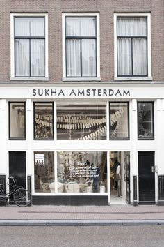 Sukha, Amsterdam - A stop on BlogTour