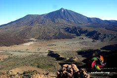 Teide y Las Cañadas  #teide #hiking #senderismo ##hike #outdoors #landscape #tenerife #paisajes