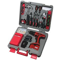 (click twice for updated pricing and more info) Apollo Tools - 155 Piece Household Tool Kit #household_tool_kit http://www.plainandsimpledeals.com/prod.php?node=34732=Apollo_Tools_-_155_Piece_Household_Tool_Kit_-_DT-0217#