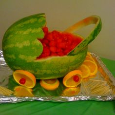 Baby shower food- love this one! keeping it in mind for a few months from now!
