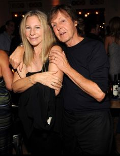 Barbra Streisand attend Apollo in the Hamptons at The Creeks on August 16, 2014 in East Hampton, New York. (Photo by Kevin Mazur/WireImage)