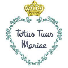 TOTUS TUUS MARIAE 1
