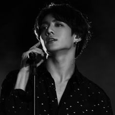 bts black and white bts b&w b&w edit b&w aesthetic bts icons black and white icons Jimin, Jungkook Hot, Foto Jungkook, Bts Bangtan Boy, Jung Kook, Bts Black And White, Black And White Aesthetic, Jungkook Aesthetic, Kpop Aesthetic