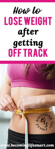 I'm so glad I found this list of simple weight loss tips that work! Now I can start losing weight again after the holidays! | weight loss tips that work how to lose | weight loss tips for women 10 pounds healthy | lose weight fast and easy lazy girl | ose weight in a month 10 pounds how to | www.becominglifesmart.com | #loseweightfast #weightloss #weightlosstransformation
