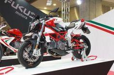 bimota - TOKYO MOTORCYCLE SHOW 2013