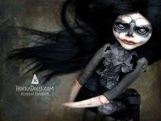 OcéanoMar - Art Site /  Horka Dolls, by Klaudia Gaugier