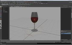 cup of wine rig (free rig) Face Topology, Mothman, I Site, Armin, Rigs, Maya, Learning, 3d, Free