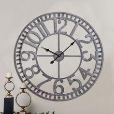 "Strathern 32"" Wall Clock"
