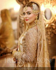Pakistani Bridal Wear Frock And Lehenga Choli Dress Designs Desi Bride, Desi Wedding, Bride Look, Wedding Attire, Wedding Wear, Wedding Tips, Wedding Bride, Budget Wedding, Men's Fashion