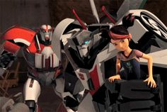 """ reason #324356 why ratchet is the best autobot "" Oh Ratchet "" OMP Ratchet. You sassy little medic "" Sassy grandpa """