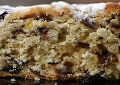 Make authentic stollen for Christmas! Find out what makes it so historically rich. Summer Desserts, Christmas Desserts, Christmas Baking, Christmas Mom, Vegan Christmas, Scottish Recipes, Irish Recipes, German Recipes, Toddler Smoothie Recipes