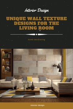 Unique Wall Texture Designs For The Living Room >> >> >> Hay the design, Look at some . Interior Design Principles, Interior Design Guide, Interior Design Institute, Interior Design Courses, Best Interior, Wall Texture Design, Design Lab, Design Ideas, Textured Walls