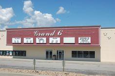 Grand 6 Cinemas in Chillicothe, MO - Cinema Treasures