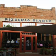 Best Pizza Places : Pizzeria Bianco in Phoenix, AZ | The pizzas here are arguably America's best, with beautiful, wood-fired crusts made with organic flour, fresh mozzarella and house-smoked mozzarella.