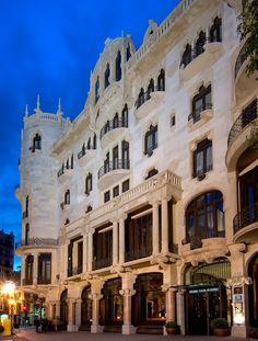 Hotel Casa Fuster Exterior
