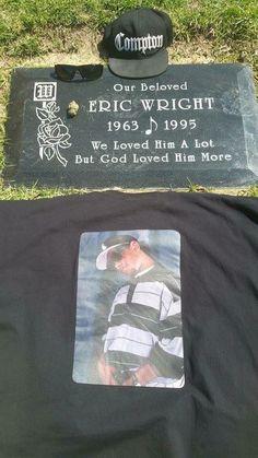 """Eric """"Eazy E."""" Wright 1963-1995"""