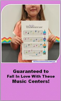 Click now to get your fun music center games. #musiceducation#composing#musichat#melody#kodalyclassroom#elemused#rhythm#musicworksheets#lessonplans#musiccenters