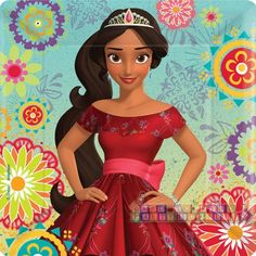 Here S Your First Look At Disney S Elena Of Avalor S