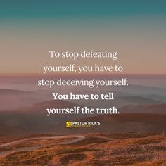 The best way to get off a guilt trip is to first admit your guilt. Don't bury it, don't deny it, and don't ignore it. Just own up to it! Rick Warren