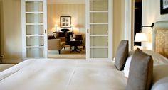 One of our 16 Suites - Hôtel des Trois Couronnes